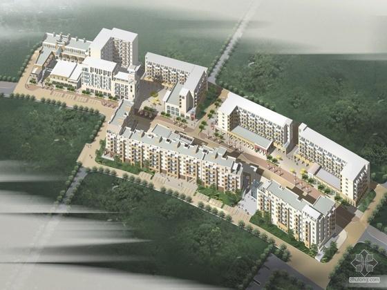 [成都]某城市花园区域规划概念方案(某大院)