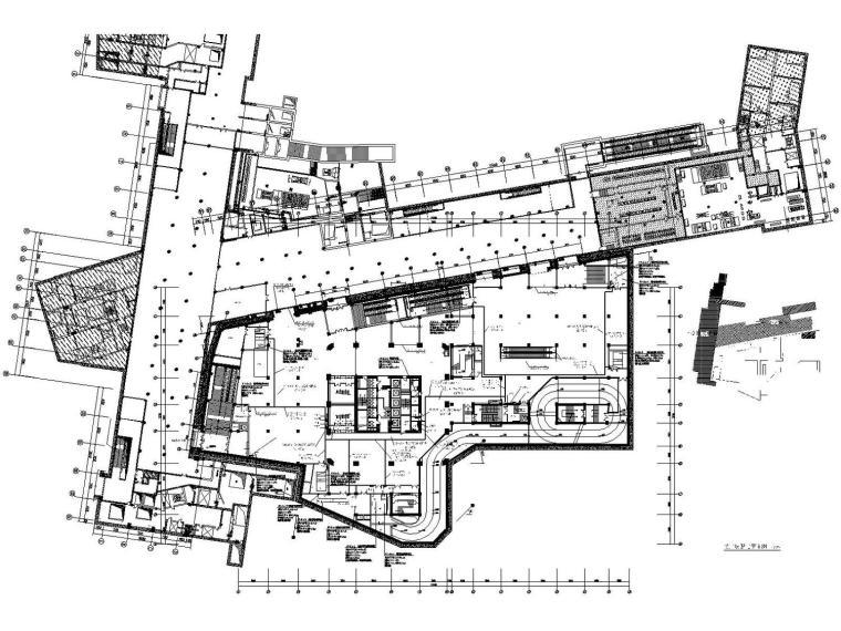 [安徽]交通大厦商业办公综合楼及地下车库电气施工图