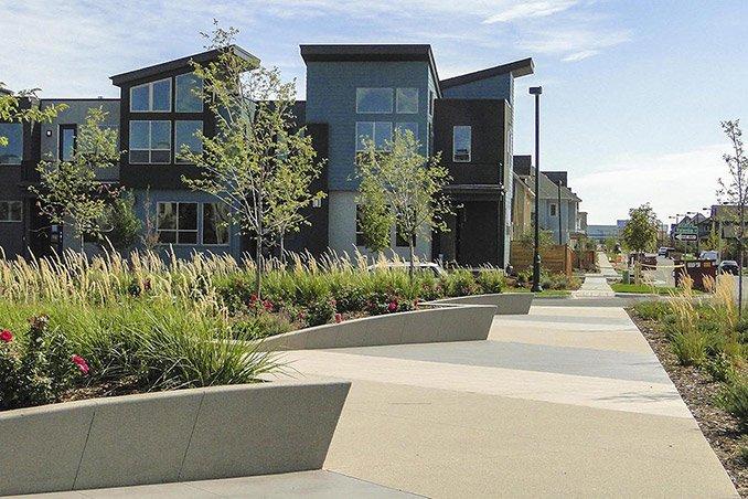 美国Stapleton公园及周边空间改造