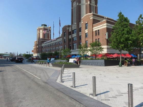 万漪景观分享--芝加哥海军码头