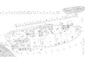 [江苏]高层康复医院迁建工程空调通风防排烟系统施工图(机房设计)