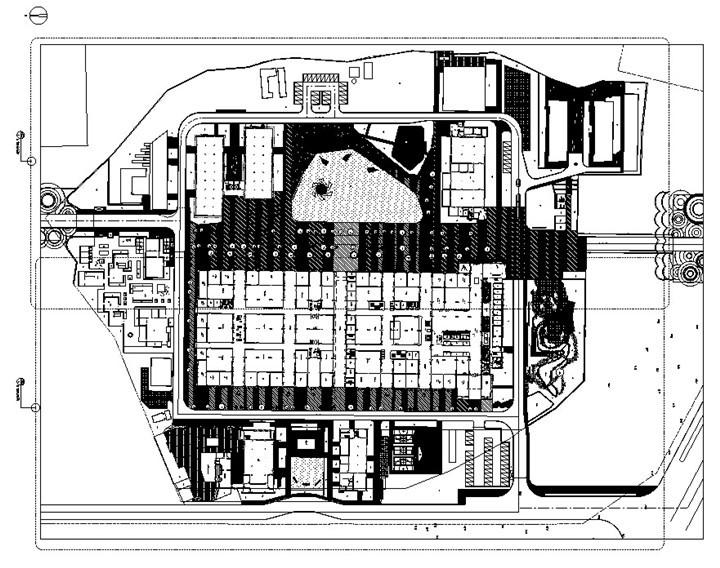 [浙江]创新产业园区景观工程施工图(2016独家发布)