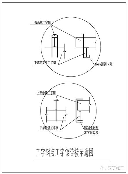 一次搞懂型钢悬挑脚手架施工工艺(含验收)_34