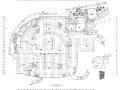 [江苏]多层疗养医院空调通风及防排烟系统设计施工图(机房设计)