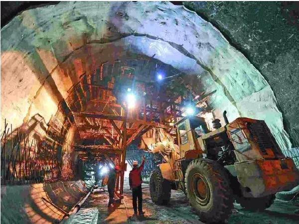 铁路隧道防水施工技术及运用