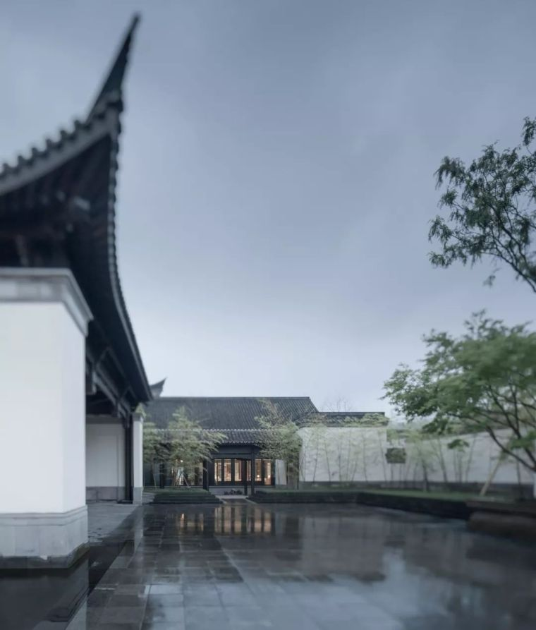 gad设计作品安吉悦榕庄,新中式建筑的典范