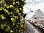瑞士MeCrì博物馆扩建——新旧石材的结合扩建博物馆建筑
