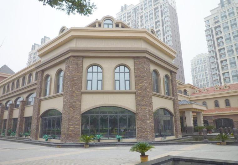 天津市一栋欧式建筑空调机通风系统设计说明书
