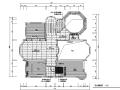 中式风格别墅设计施工图(附效果图)