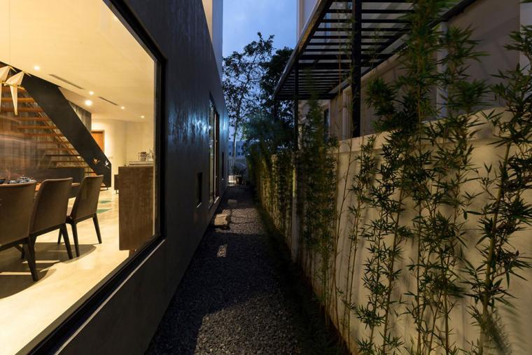 越南HP6住宅外部夜景实景图 (2)