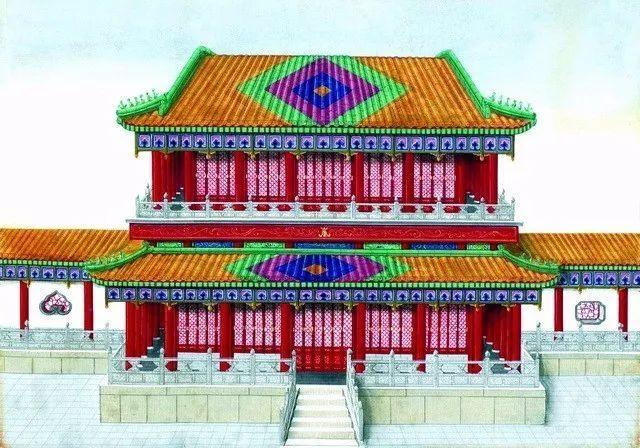 另一个视角:外国人画笔下的中式古典建筑_19
