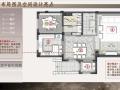 优雅新古典风格300平大气别墅室内软装配饰方案