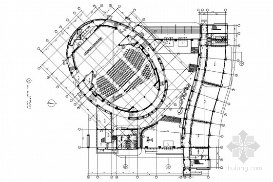 [江苏]省级重点实验中学艺术中心室内施工图