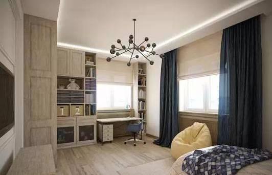 让出一平米墙面,卧室收纳设计就不用头疼啦!