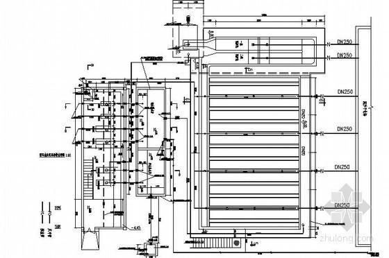 [贵州]淀粉厂水处理施工图