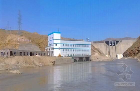 [新疆]一级水电站厂区枢纽工程施工组织设计406页(2015年编制)