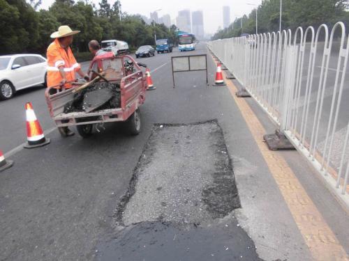 道路维修改造工程项目创优方案(44页)