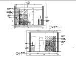 【上海】礼顿国际公寓B3型样板间施工图