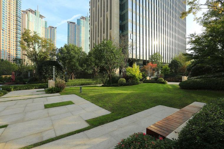 上海保利ONE56住宅景观-10
