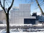 金属穿孔网板(冲孔网板)与现代建筑幕墙