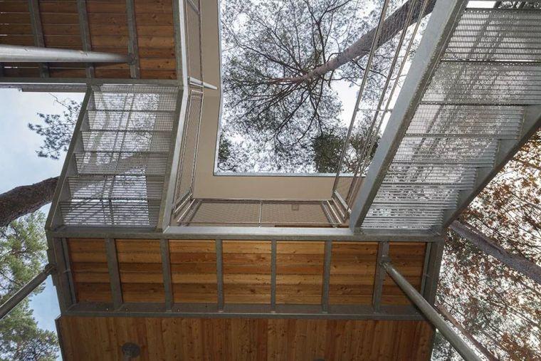 当房子遇上树,这群设计师要上天_9