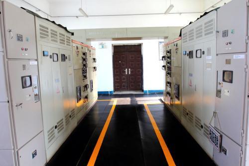 北京市政协配电室改造项目