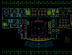 某大酒店建筑设计方案(施工图CAD文件)
