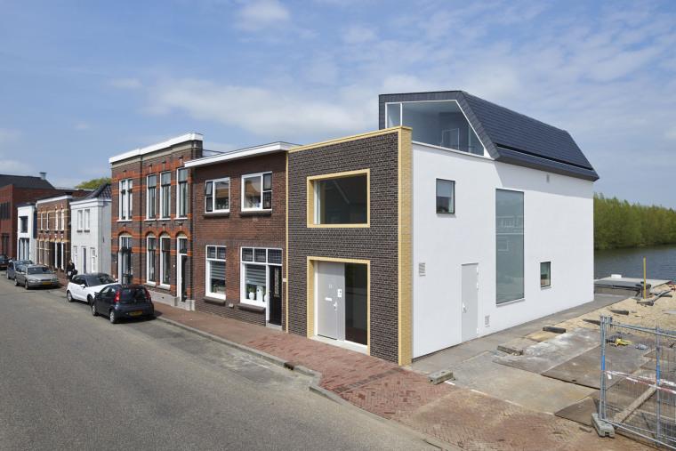 荷兰Meerkerk住宅