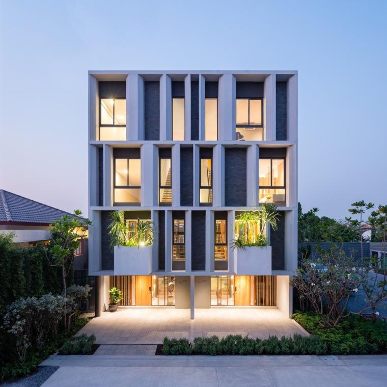 泰国私家花园联排别墅