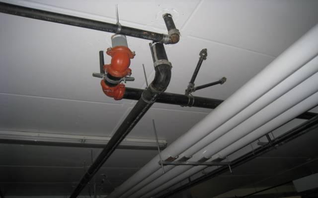建筑给排水抗震设计的几个问题探讨