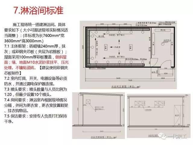 工程安全文明标准化施工图文讲解,谁整理的,太强大了!_14
