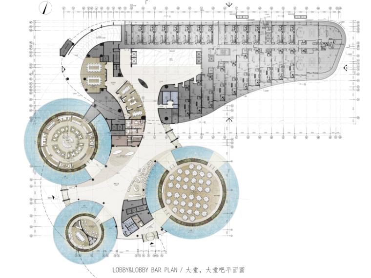 CCD广州佳创首丽斯酒店软装概念方案
