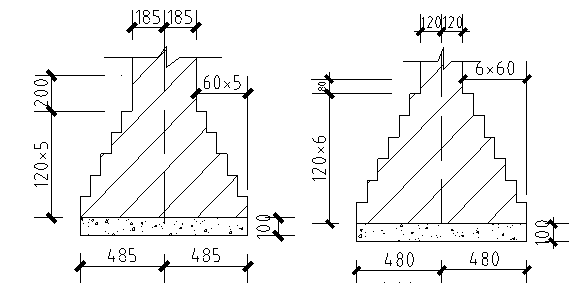 三层砖混结构教学楼课程设计计算书(word,31页)