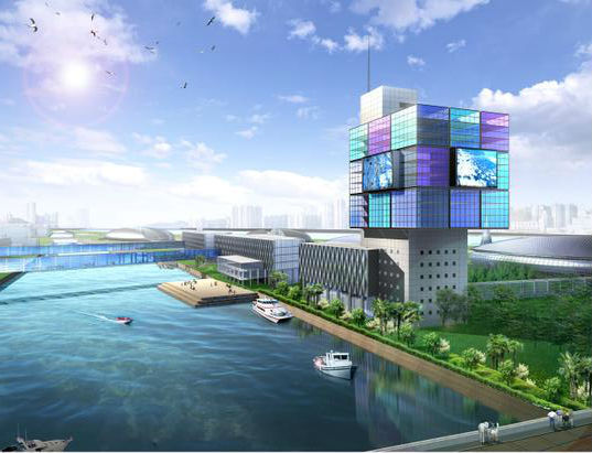 [上海]海市复兴岛地区控制性详细规划方案文本