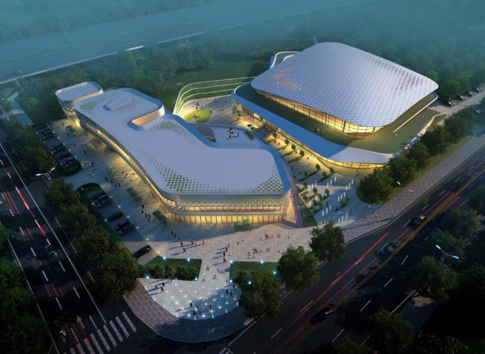 [北京]鸿坤西红门体育公园方案设计文本
