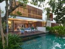 印度尼西亚雅加达热带私人住宅
