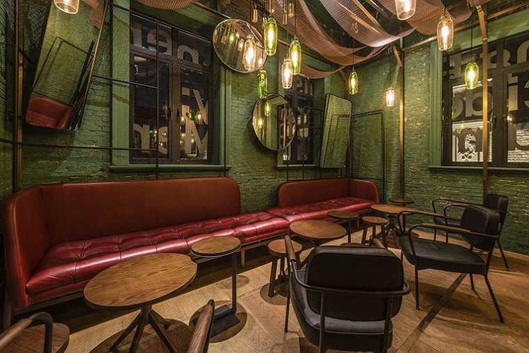 上海Logan'sPunch酒吧-1