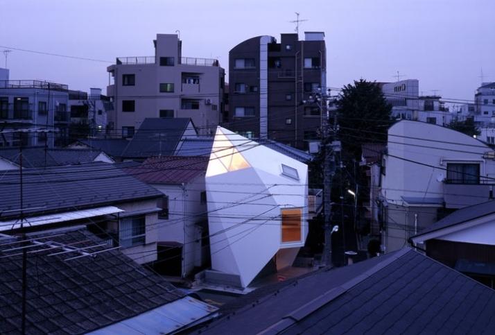 日本矿石之家住宅_3