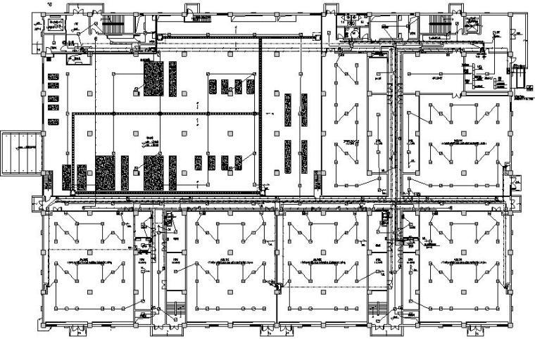 河北移动数据中心电气施工图