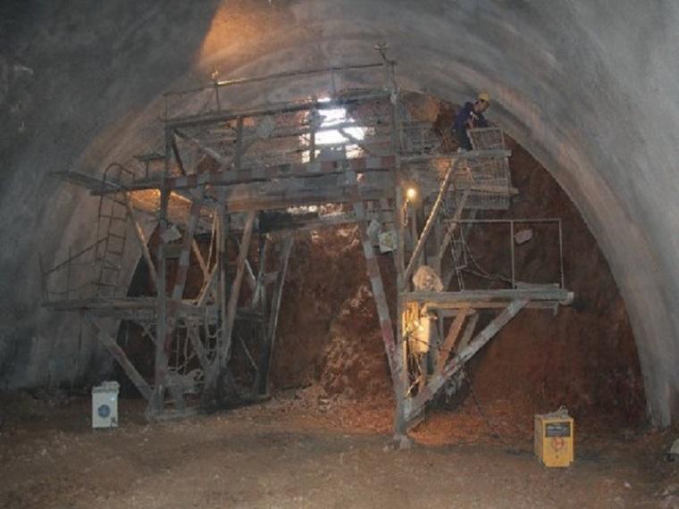 隧道初期支护施工作业指导书