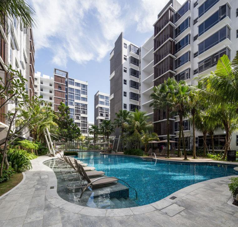 新加坡Lanai住宅区_4