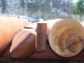 菠萝格古建筑木结构工法