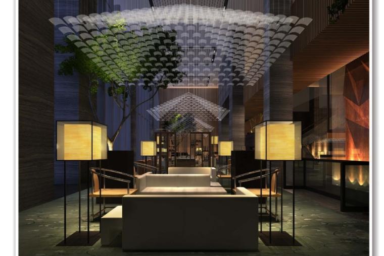 三峡大厦北楼办公空间竞赛方案设计文本