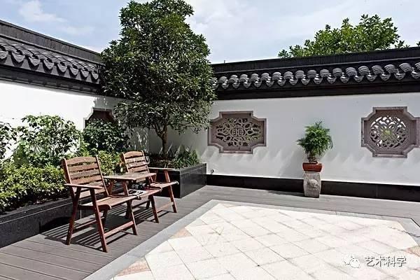 景观风水丨庭院围墙设计中的讲究_21