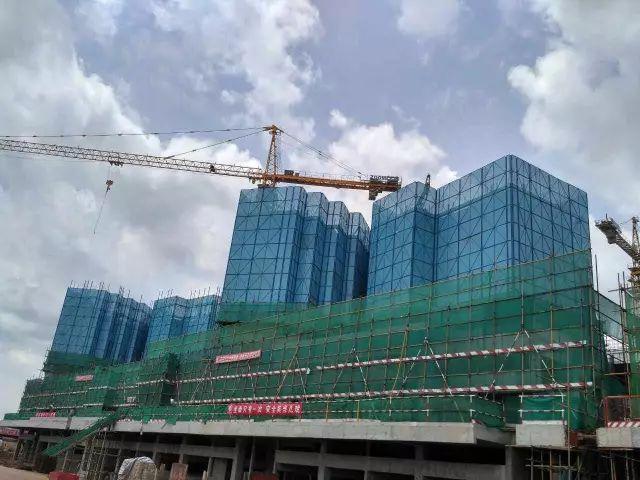 深圳在建体量最大的装配式项目-龙光玖龙台项目