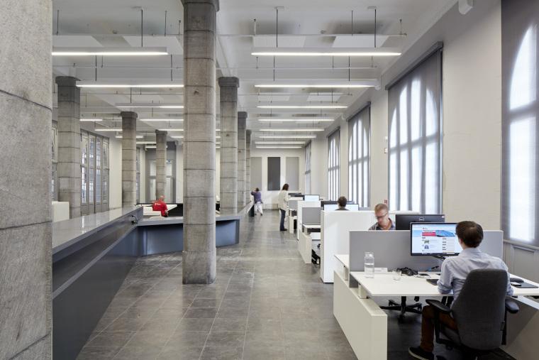 比利时安特卫普港口大楼-19
