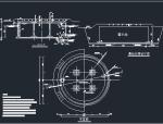 蓄水池结构图(300m³圆形)