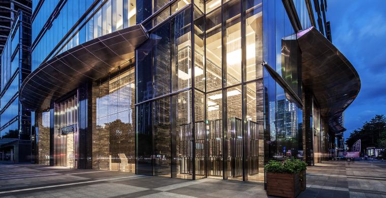 国际金融商务的皇庭大厦-9
