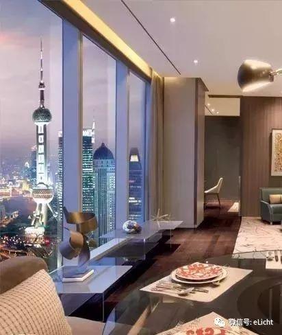 黄晓明&baby亿元豪宅曝光,五星级酒店的居家体验是怎么设计的