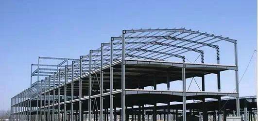 钢结构网架的展开面积如何计算?